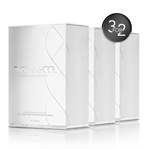 3 for 2 Collagen Peptide Skin Supplements